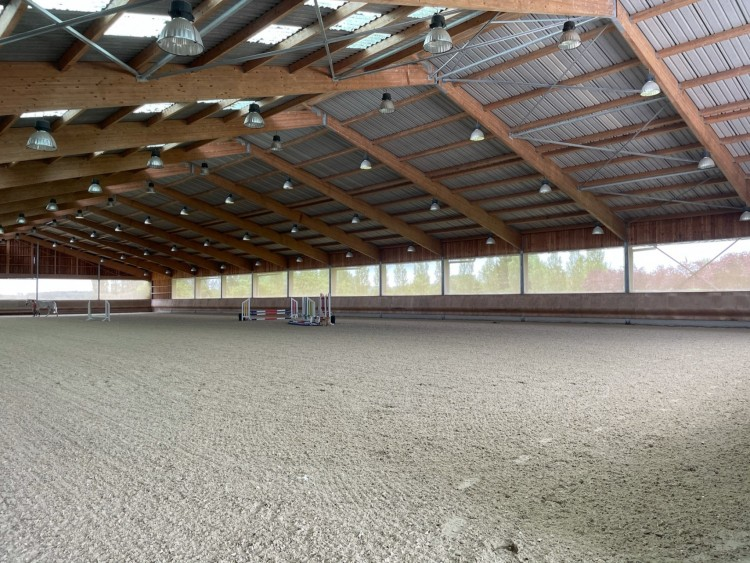 Property for Sale in Master house and equestrian complex in the Yvelines, Yvelines, Rambouillet - 10 Kms, Île-de-France, France