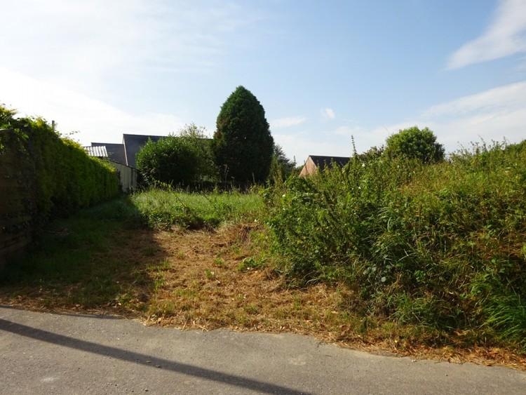 Property for Sale in Plouguernével area - Constructible land on 723 m², Côtes-d'Armor, Région Plouguernével, Brittany, France