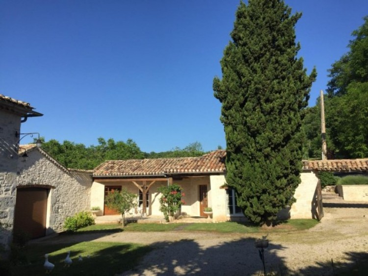 Property for Sale in Chateau in Midi-Pyrenees, Lot, Midi-Pyrenees, Occitanie, France