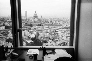 Working in Paris by Thomas Claveirole via Flickr