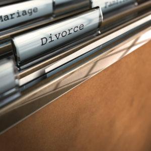 Divorce in France © Olivier Le Moal