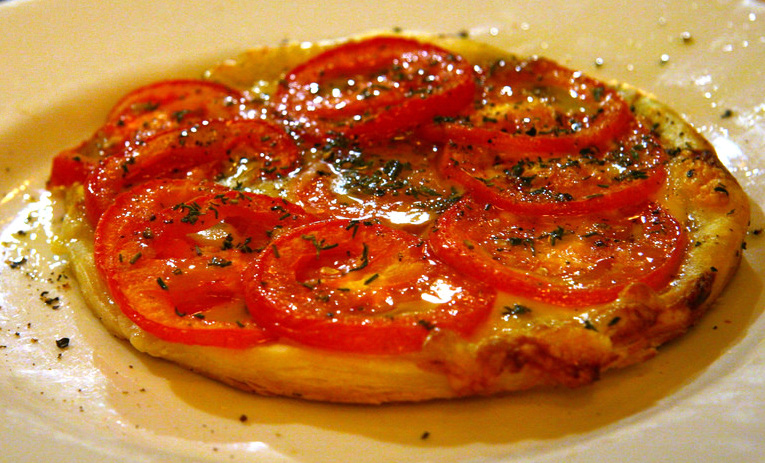 Tarte de Tomate ©Simon Law via Flickr
