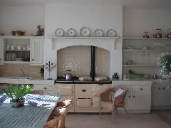 sally chateau kitchen after renovation