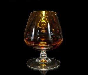 Cognac glass ©Didier Descouens CCO