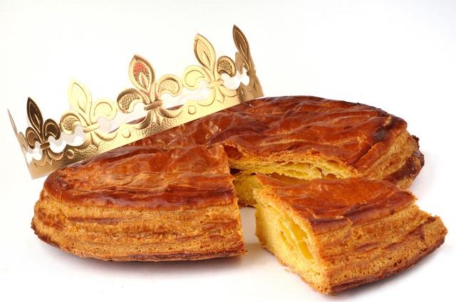 La galette des rois by Seiler via Fotolia
