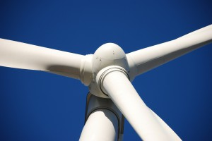windmill as a source of renewable energy