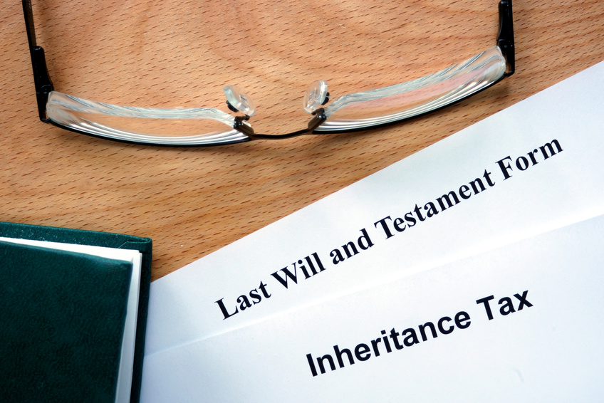 Inheritance tax in France - Photo by Designer491