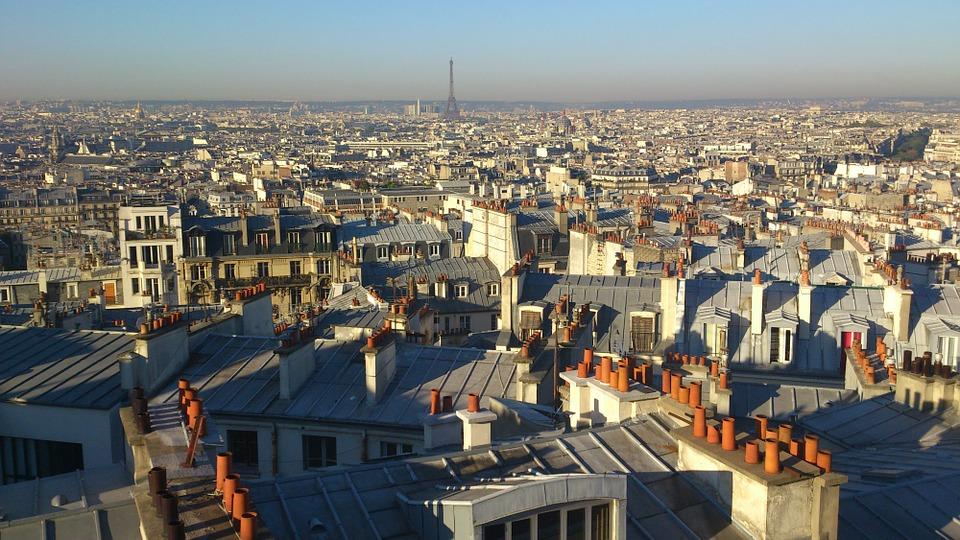 Apartments in Paris ©Stijnpeters