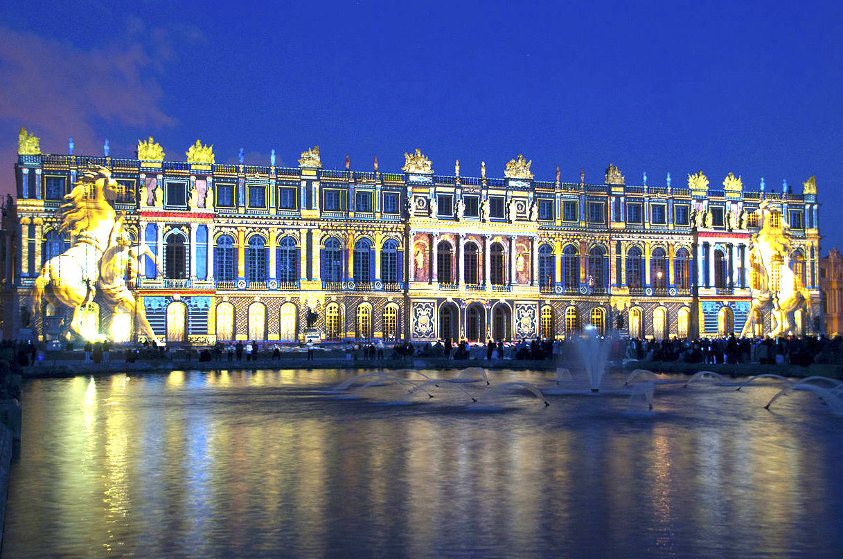 Museum night at the Chateau de Versailles ©Linkol78 2011