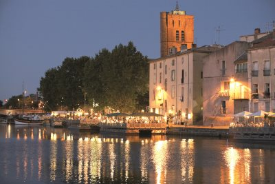 Agde, the Greek City