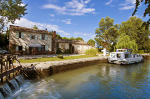 Canal du Midi boating
