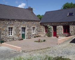 House with Gîte in Brittany
