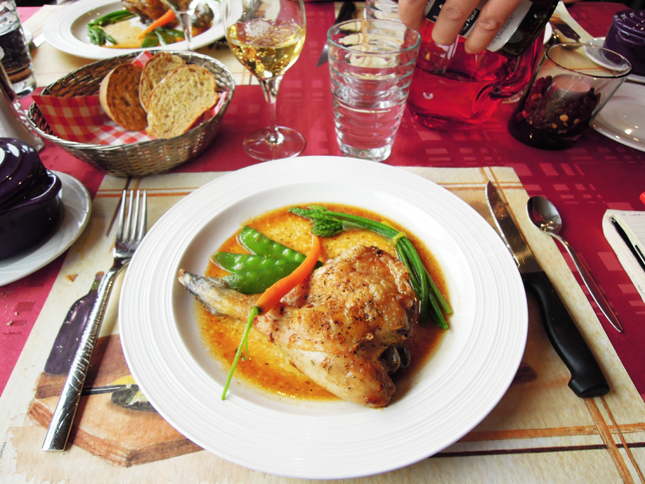 Food wine cooking holidays in france for Cuisine francaise