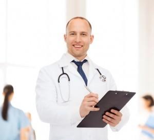 Doctor in France