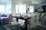 shabby chic family room