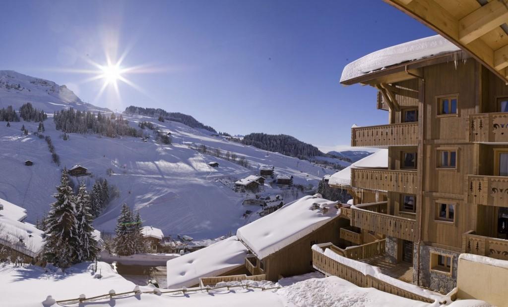 ski property France ©MGM Ski Properties