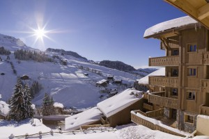 Bright outlook: a great season on the slopes will be reflected by a boost in the sale of ski properties and the indications are good for this year, reports leading French Alpine property developer MGM