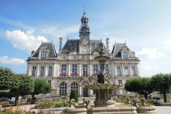 Limoges town hall