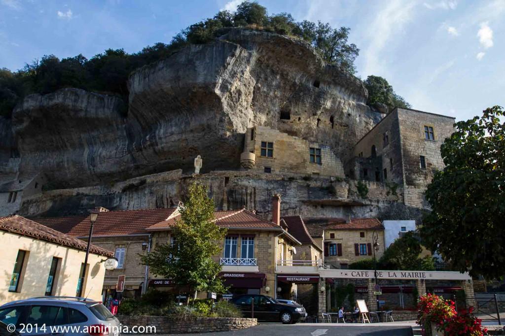 Cave of Combarelles, Vézère Valley
