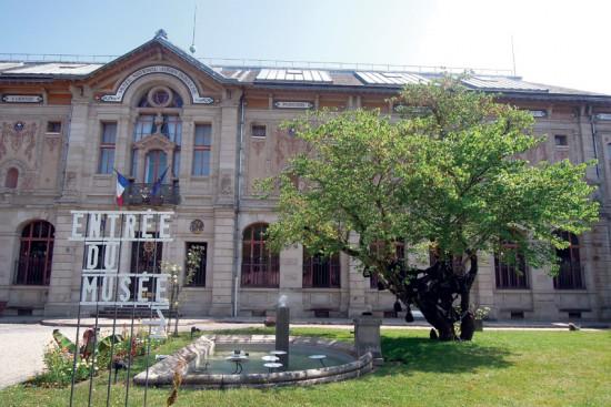 Porcelain museum in Limoges