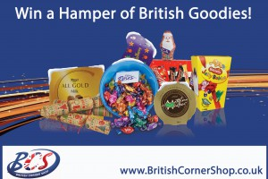 British Corner Shop xmas hamper
