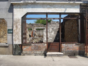 Butcher's shop, Oradour