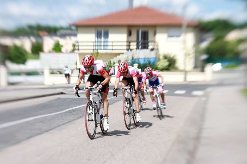 Cycling in France