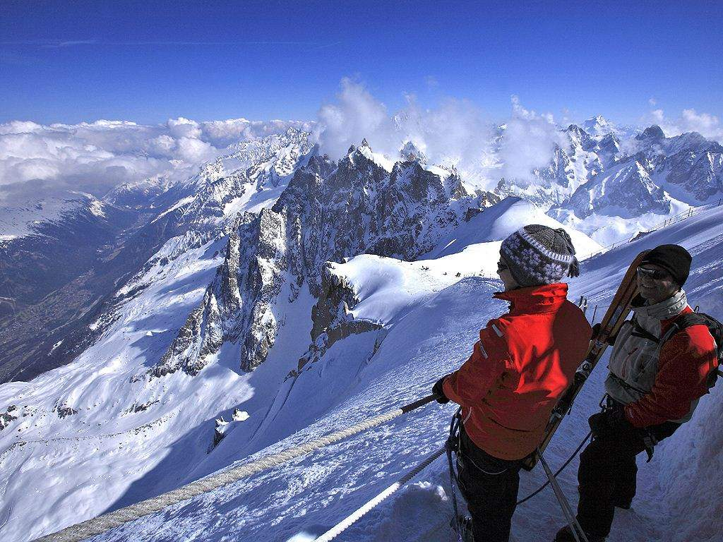 Winter Sports Holidays in France