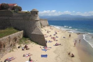 Ajaccio fortifications