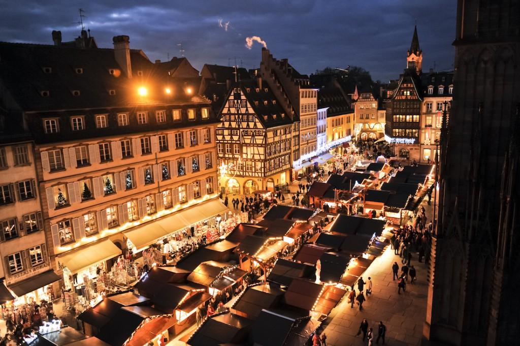 Strasbourg France Christmas Market Hours.Christmas Markets In France