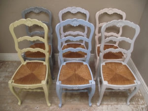 provencal chairs
