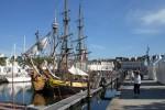Sailing in Morbihan