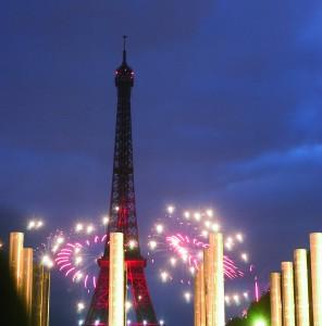 Eiffel tour in Paris