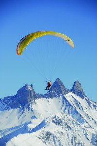 Les Sybelles, Alps