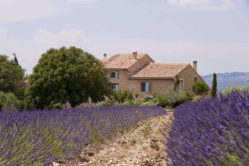 Buying property in france take tax advice early - Photo de mas provencal ...