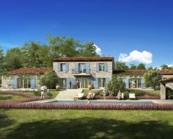 5,000sqm plot of land in Provence