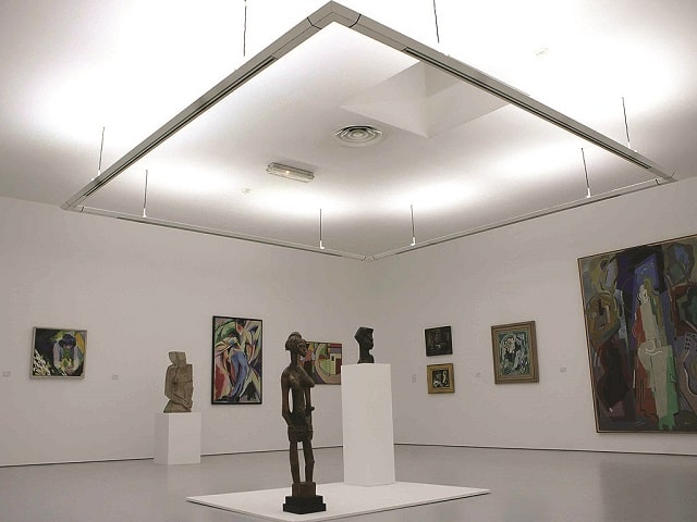 St-Étienne is blessed with cultural centres, including its modern art museum
