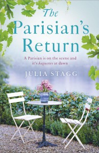 parisians return Julia Stagg book cover