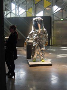Benjamin Loyauté's exhibition, École Supérieure du Design