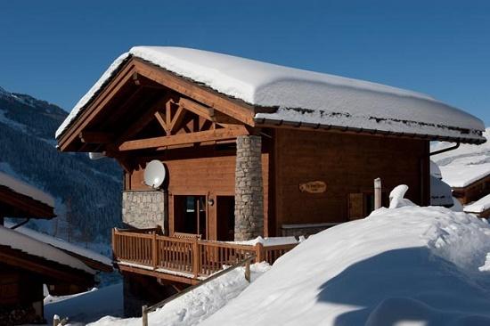 Great Escape chalet Alps