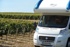 Motorhomes in France