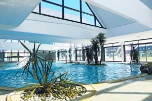 Swimming pool at Arts et Vie
