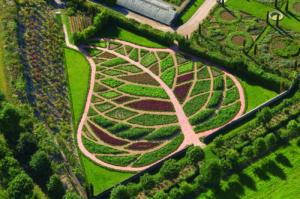 Garden's motif