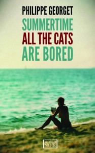 Summertime all the cats are bored