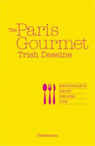 The Paris gourmet cover