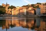 Lyon's riverside setting