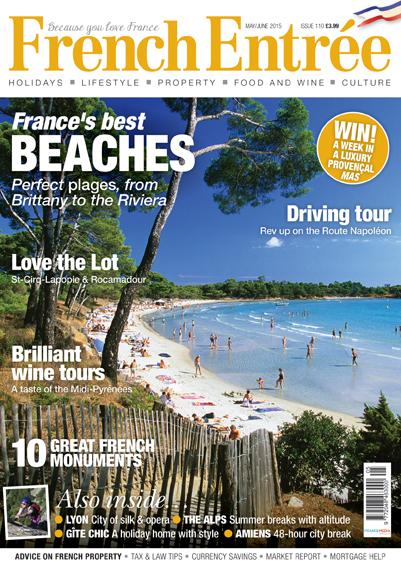 FrenchEntrée Magazine