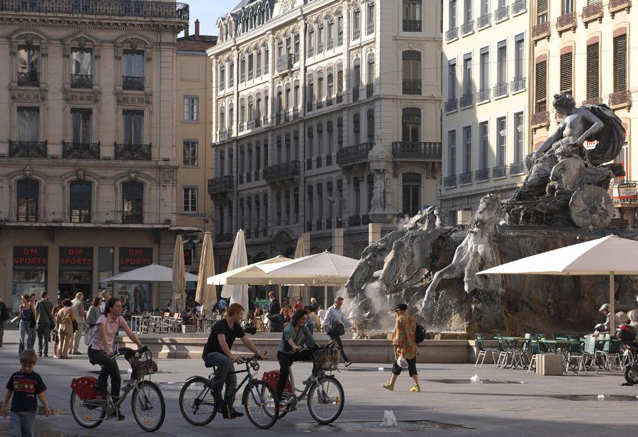 Laurent Berthier : Lyon Tourism