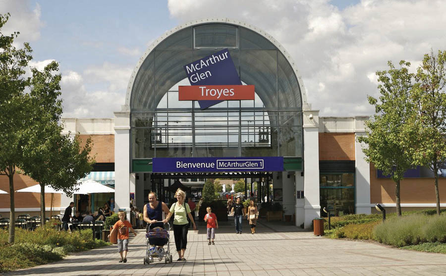 McArthur Glen offers great out-of-town bargains