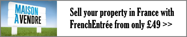 Sell your property in France today, with FrenchEntrée